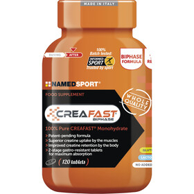 NAMEDSPORT Creatine Creafast 120 Tabletten